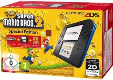 Nintendo 2DS pack