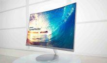 Ecran PC incurvé de Samsung, une date de sortie en France