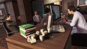 une date pour l'extension de GTA 5 online