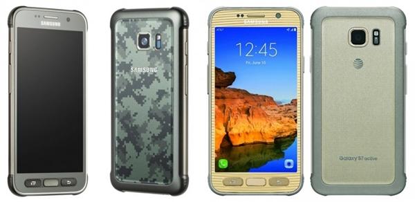 Images du Samsung Galaxy S7 Active