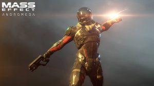 Mass Effect Andromeda reporté à 2017