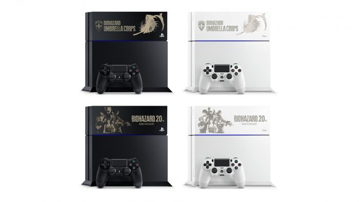 Skin PS4 Umbrella Corps Resident Evil
