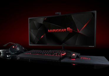 """Maingear Alpha 34 - Le PC All-In-One 34"""" incurvé"""