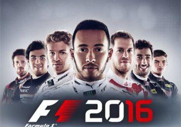 F1 2016 gameplay