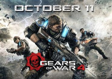 Gears of War 4 sera sur Xbox One et Windows 10 en crossplay !