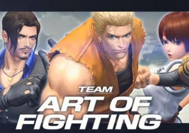 KOF 14, place aux Art of Fighting