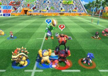 Mario et Sonic JO 2016