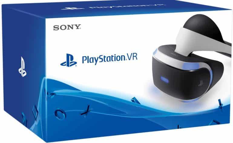 Playstation VR PS4, précommande