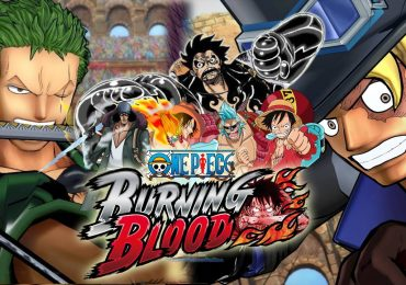 Test One Piece Burning Blood PS4