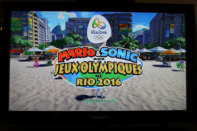 Mario et Sonic aux Jeux Olympiques, le test
