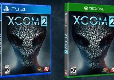 xcom 2 ps4' xbox one