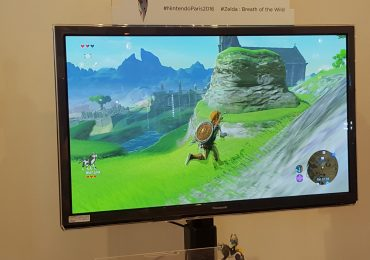 Zelda Breath of the Wild sur Nintendo Switch