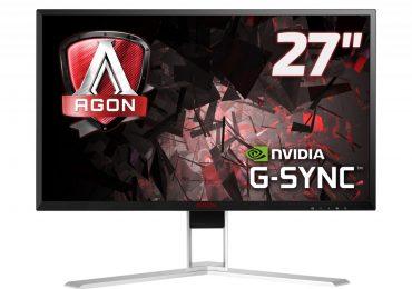 """AOC AG271QG - un écran 27"""" sous Nvidia G-Sync"""