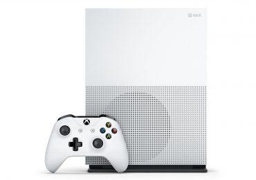 La Xbox One S fera tourner vos jeux en 4k