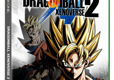 DBZ Xenoverse 2 xbox one jaquette