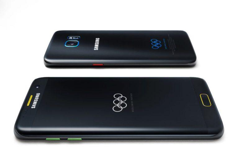 Galaxy S7 Edge olympic games