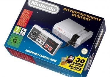 Mini Nes Classic Nintendo réservation