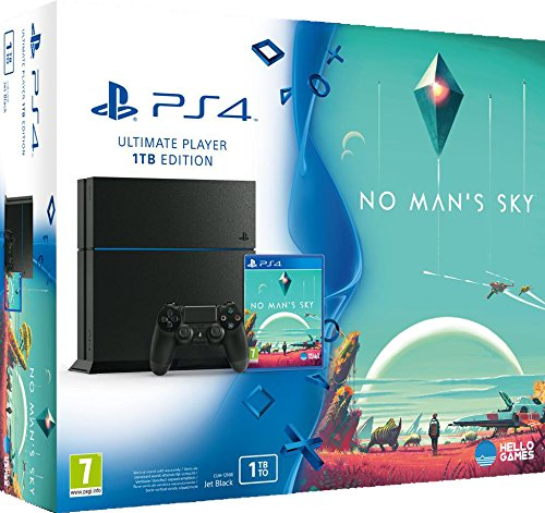 No Mans's sky PS4