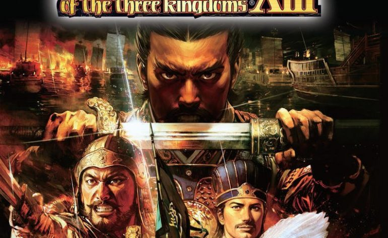 Jaquette Romnace of the three Kingdoms 13