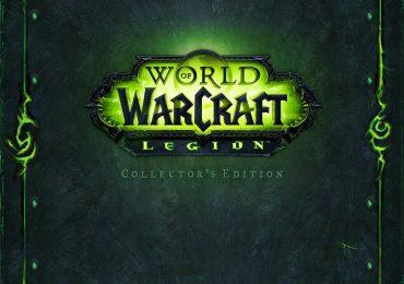 jaquette de Wolrd of Warcraft Légion