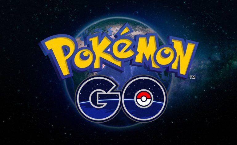 Pokémon Go logo du jeu