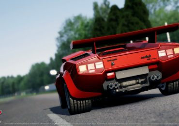 Assetto corsa trailer gamescom