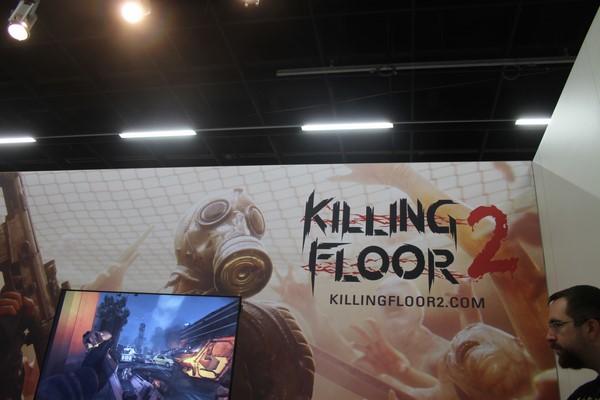 Killing Floor 2 sur PS4 Pro