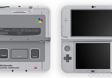 New 3ds Xl super famicom