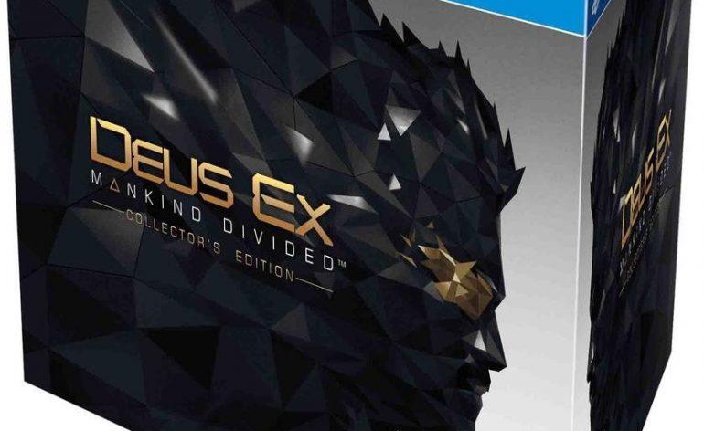 préco de Deus Ex Mankind Divided