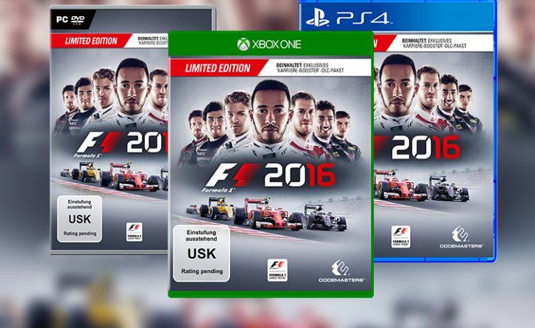 F1 2016, notre avis