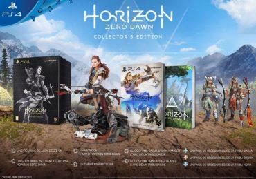 Précommande de Horizon Zero Dawn