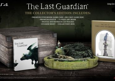 Contenu de l'édition collector de The Last Guardian