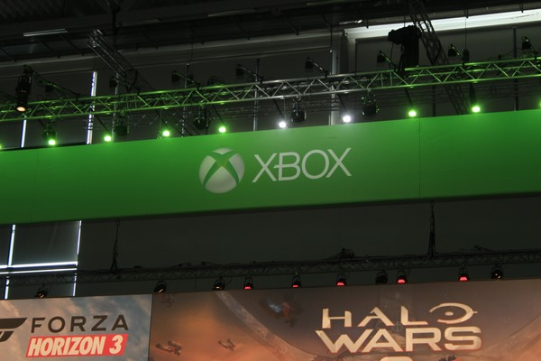 stand xbox one gamescom