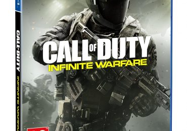 Callof Duty Infinite Warfare PS4 jaquette