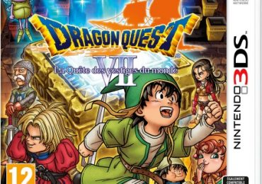 Dragon Quest 7 3ds