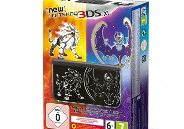 New Nintendo 3DS XL Pokémon
