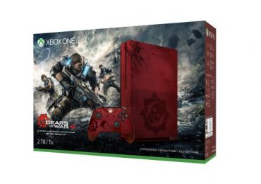 Pack Xbox One S Gears of War 4