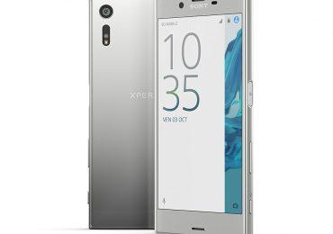 Sony Xperia XZ blanc