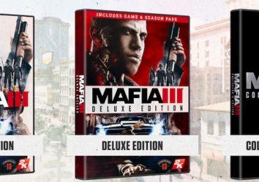 mafia 3 bonus precommande dlc