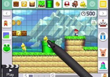 Mario Maker 3ds