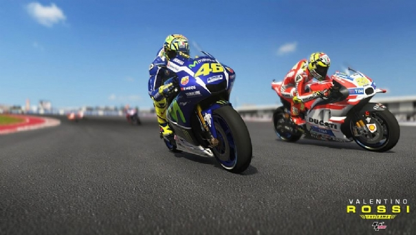 DLC Valentino Rossi the Game Moto gp