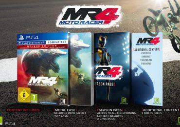 Moto Racer 4 collector