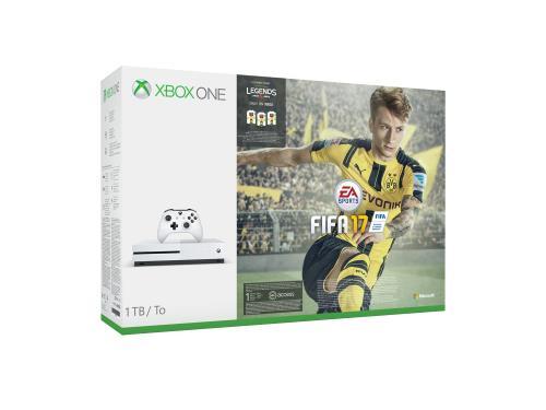 Bundle Xbox One S Fifa 17