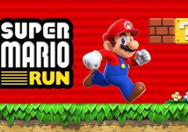 Super Mario Run, exclue Apple