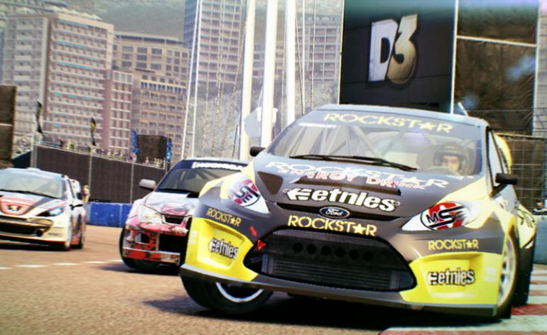 dirt 4 announced