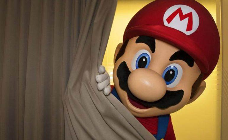 Présentation en nintendo direct de la Nintendo NX