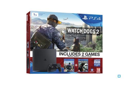 Pack PS4 Slim
