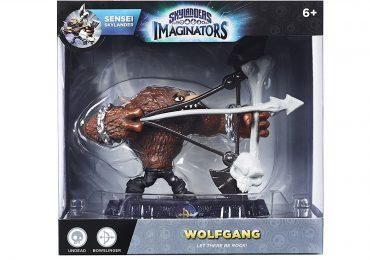 Skylanders Imaginators Wolfgang
