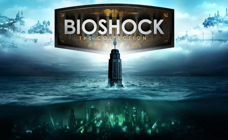 bioshock collection test ps4