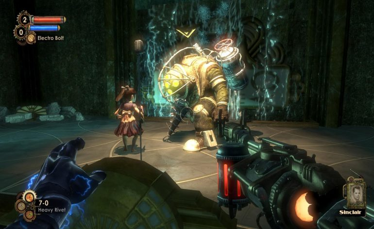 bioshock 2 nintendo switch